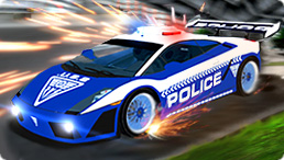 Police Supercars Racing - police game