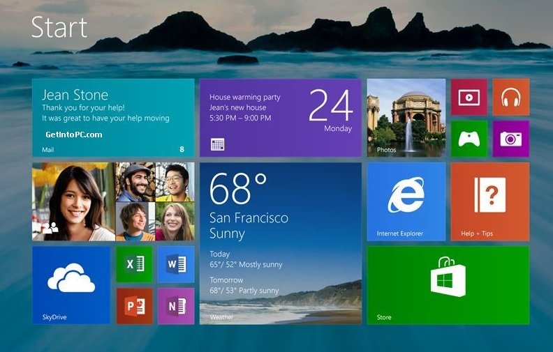 Windows 8.1 Preview goes live, Download Now!